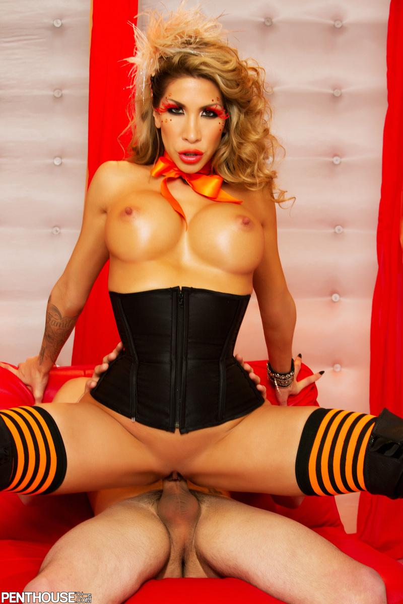 busty latina Kayla Carrera fucking | Penthouse