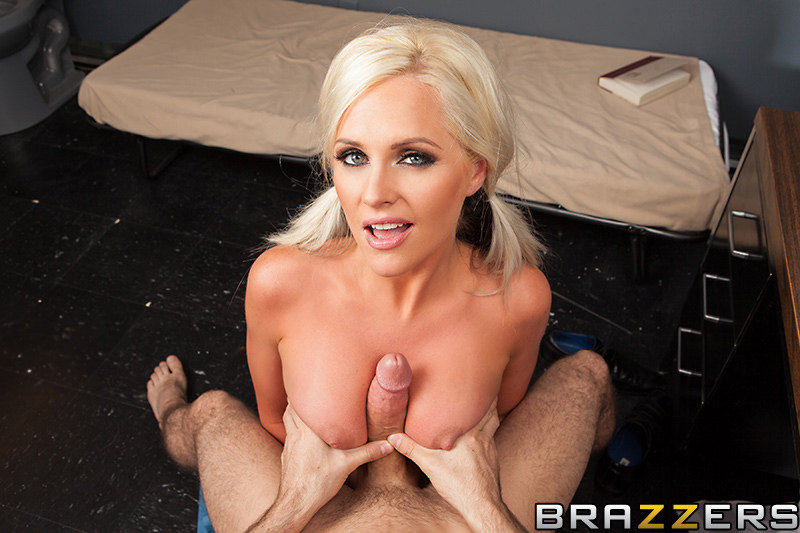 Alena Croft titty fucking James Deen
