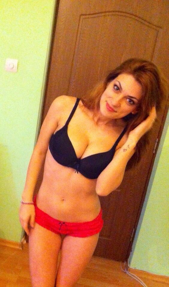 MFC BelleGoddess in lingerie