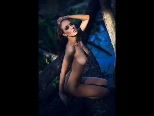 naked miksveta aka MikaSweet