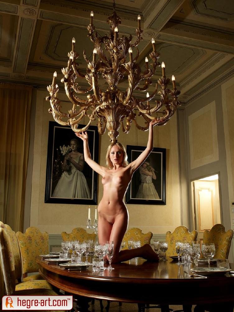 Valia naked | Hegre Art