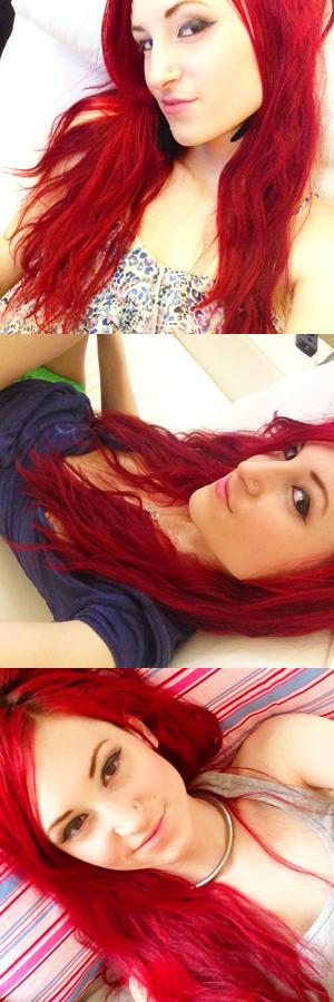 redhead camgirl Eeeva from MyFreeCams