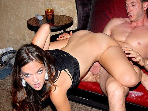 Leilani Love sex   In The VIP