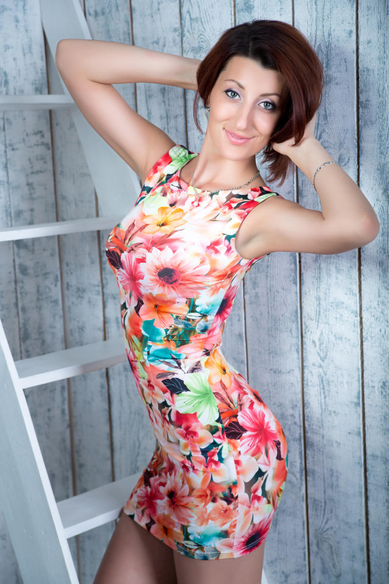 Jessica_94 from MyFreeCams in flower mini dress