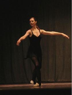 ballerina Lana Kendrick, pre-boobs