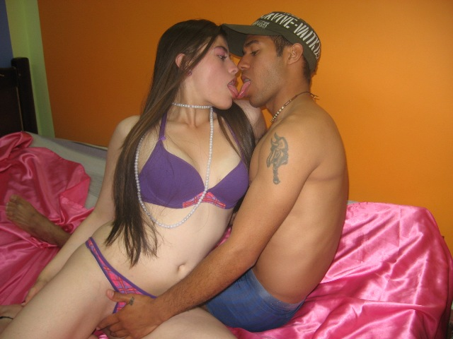 LovingCouple19 from Webcams.com kissing
