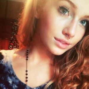 19yo teen redhead GingerOneil from MyFreeCams
