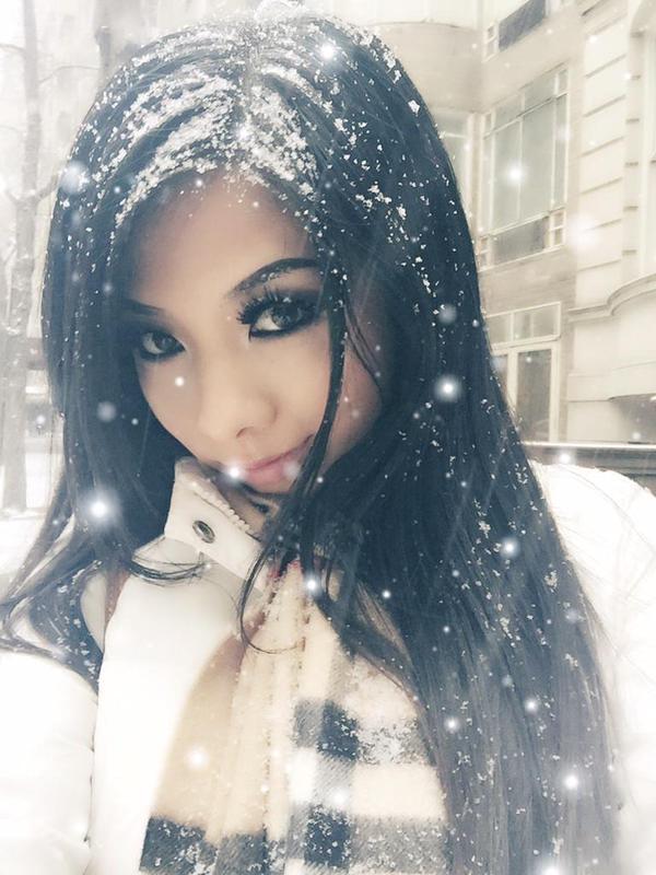 MFC LexiVixi in the snow, a bit frozen ;)