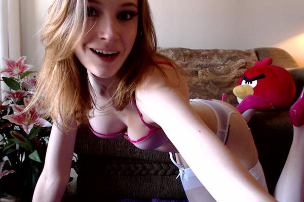 SmartyKat from My Free Cams