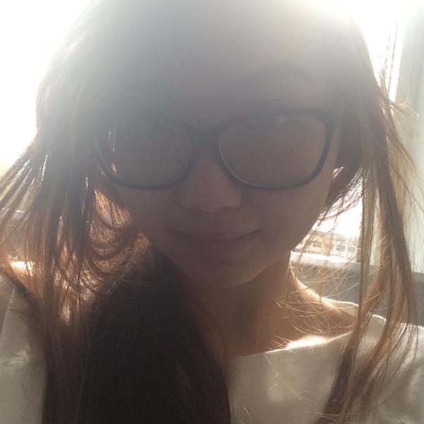 Harriet Sugarcookie with glasses