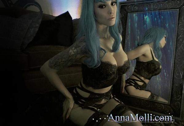 MFC AnnaMolli in stockings