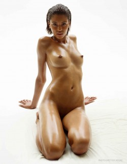 Kasia naked & sweaty | Hegre Art