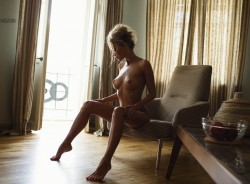 stunning blonde model | Mavrin