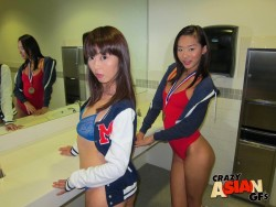 Marica Hase & Alina Li   Crazy Asian GFs