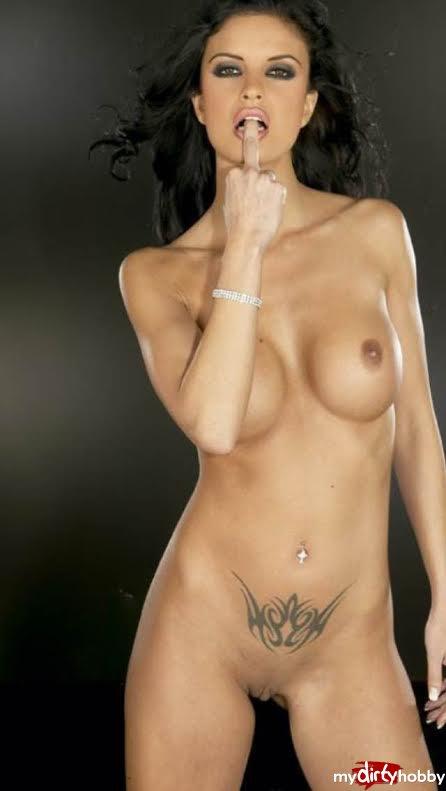 Helena Karel fromMyDirtyHobby posing naked