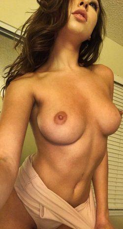 toplessMelissa Moore