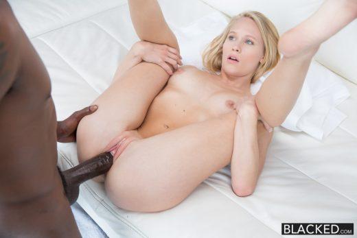 Dakota James interracial sex   Blacked