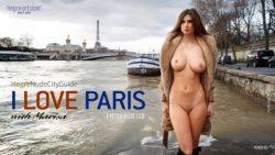 Marisa nude in Paris   Hegre