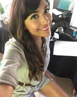 celebrity Hannah Simone