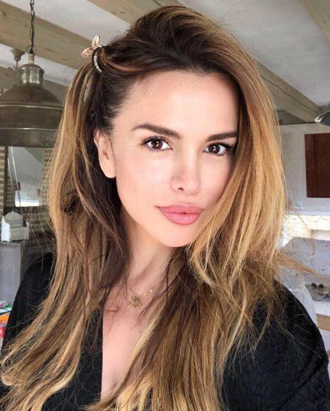 Croatian celebrity Severina Vučković akaSeverina Kojić
