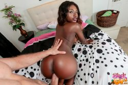 Noemie Bilas interracial sex | Black GFs