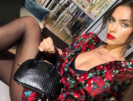 topmodel Irina Shayk
