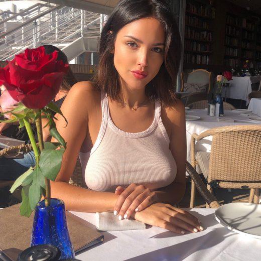 dinner withEiza Gonzalez