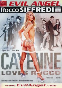 Rocco Siffredi's Cayenne Loves Rocco
