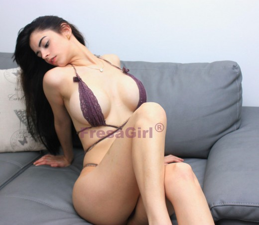 FresaGirl from MyFreeCams in sexy lingerie