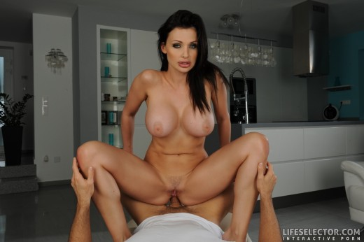 Aletta Ocean anal sex | Life Selector
