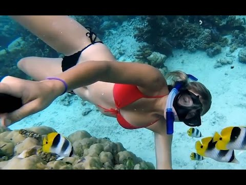 sexy GoPro girls video