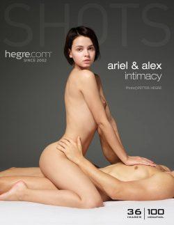 Ariel and Alex in Intimacy | Hegre Art