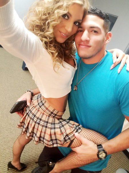 Moka Mora & Tony Martinez