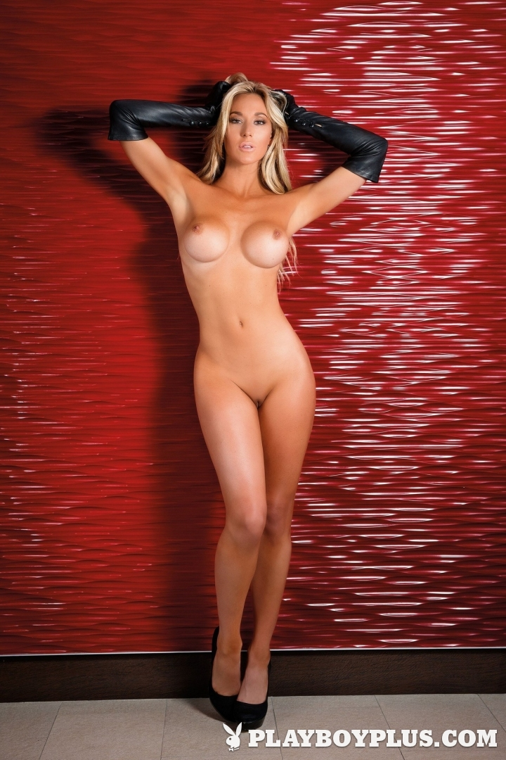 nude Jeni Summers Playmate of the Month September 2015 for Playboy Mexico