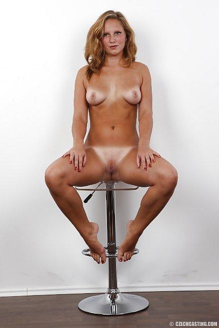 Jana (8602) nude & with tan lines |CzechCasting